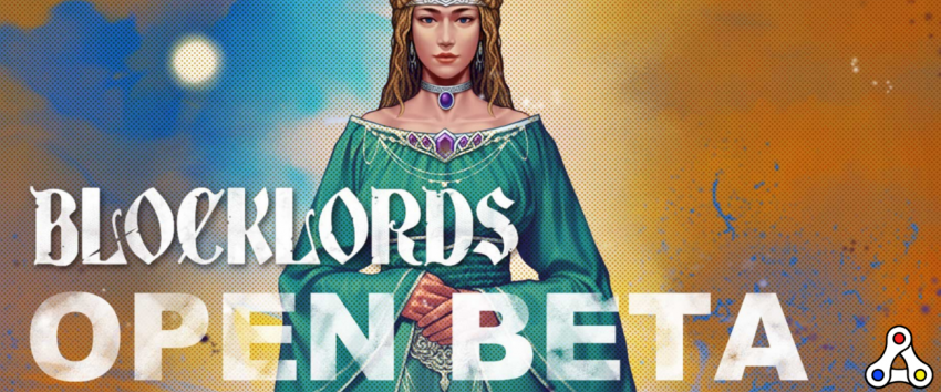 Blocklords open beta artwork header