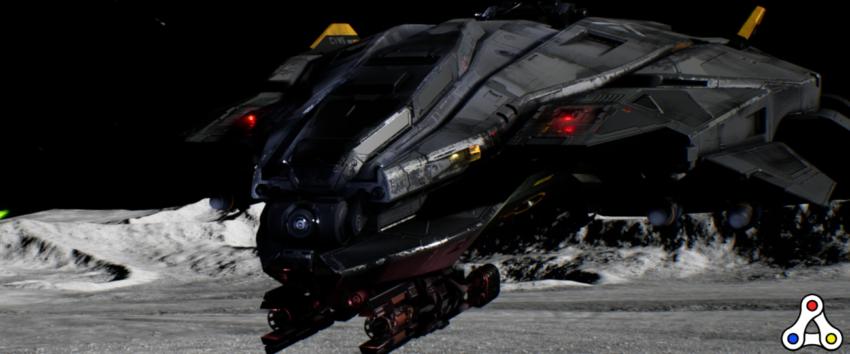 Dissolution NFT spaceships header