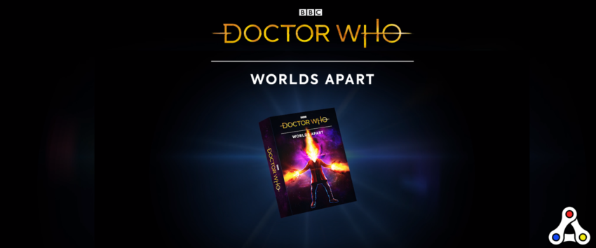 Doctor Who Worlds Apart header