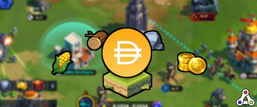 League of Kingdoms DAI rewards