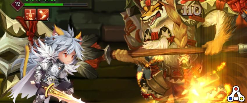 Nine Chronicles gameplay header
