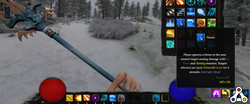 The Six Dragons Chainlink screenshot header