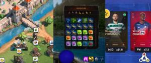 non fungible tokens header - league of kingdoms sorare six dragons