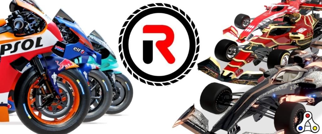 REVV token F1 Delta Time MotoGP header