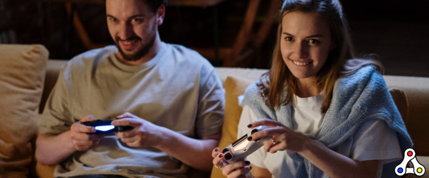 gaming gamers header