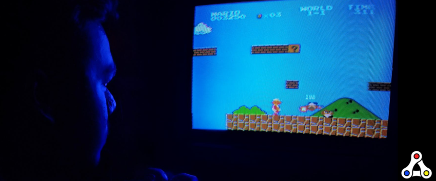 gaming mario nes photo - pexels 2728255