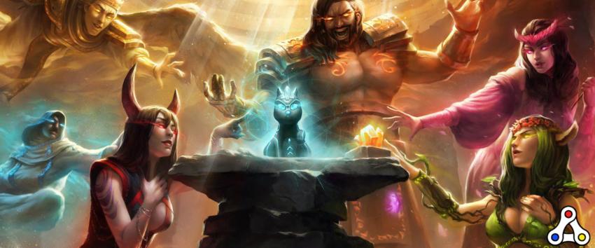 gods unchained cryptokitties interoperability gaming
