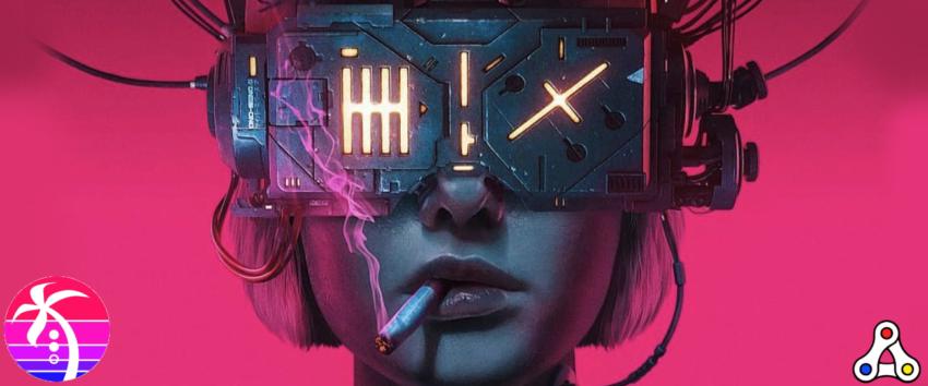 neon district coin_arrtist cyberpunk artwork header