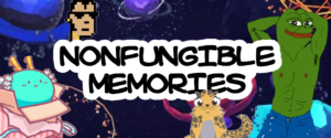 nonfungible memories collectible trading cards