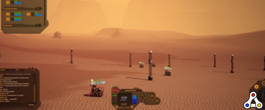 taurion screenshot header