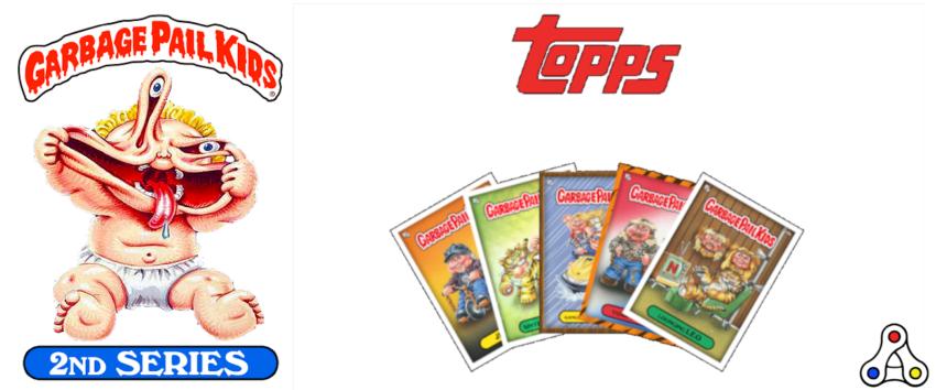 topps GPK series 2 header