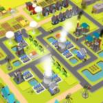 Townstar First Game for Gala Blockchain Platform