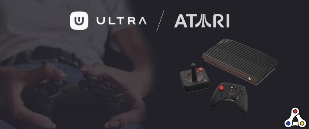 ultra atari partnership header