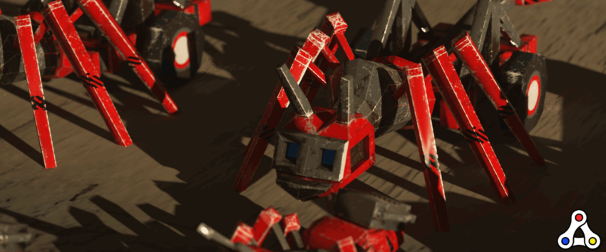war of ants screenshot header