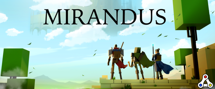 Mirandus Gala Games artwork header