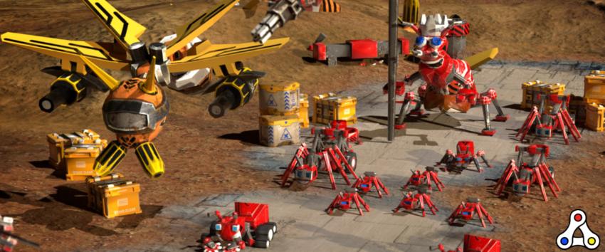 War of Ants concept art header