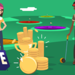 Blocklete Golf Tees Off at Play to Earn Game Festival