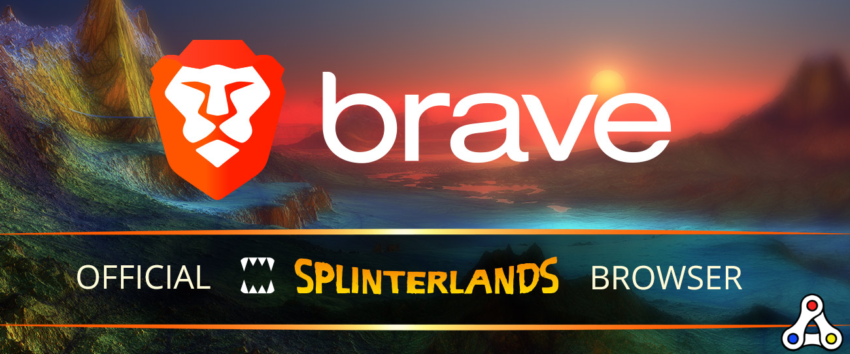 brave splinterlands browser header