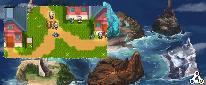 chainmonsters flow multiplayer screenshot header