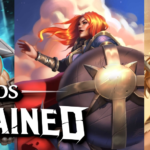 Gods Unchained Unleashed at Play to Earn Game Festival