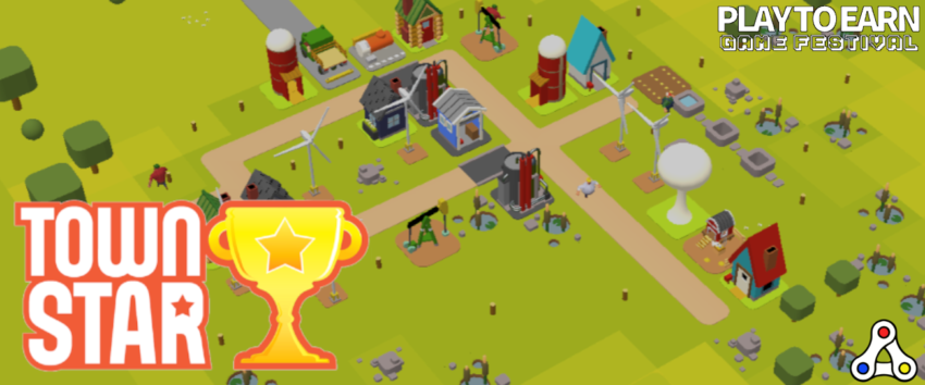 town star play to earn game festival
