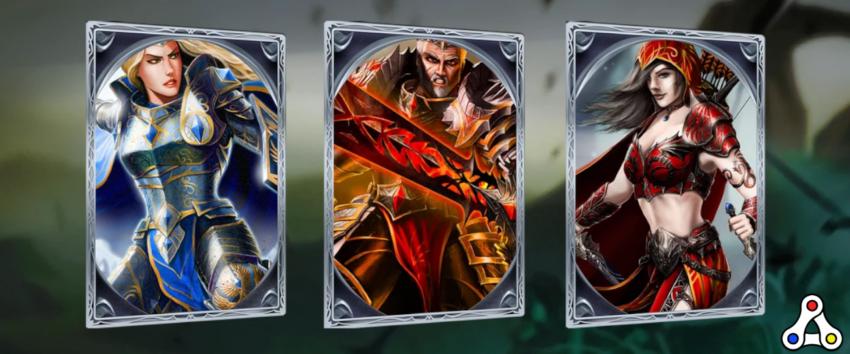 Crystals of Fate card artwork header