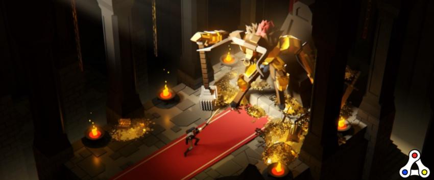 Mirandus minotaur dungeon boss