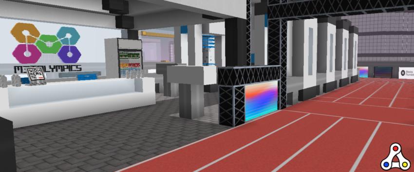 blockstack race metalympics