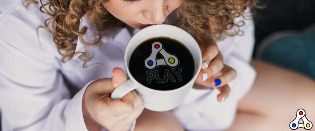 drinking play coffee - play shop header