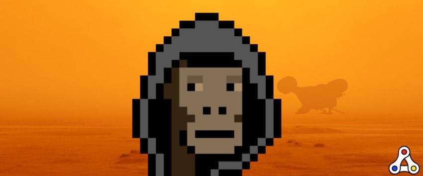 hoodie ape cryptopunks jedi