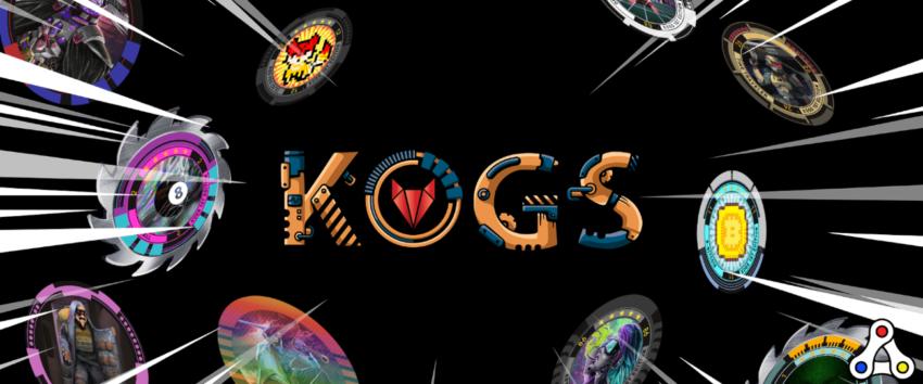 kogs digital collectibles wax