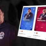 Maradona Card Value Skyrockets at Sorare