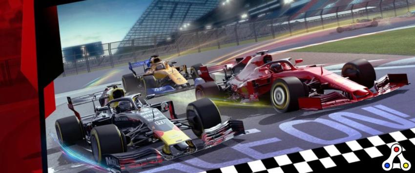 F1 Delta Time Grand Prix Mode artwork