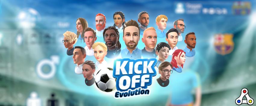 Kick Off Evolution logo