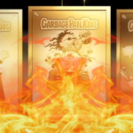 Topps Launched Burn Event for Golden GPK Cards