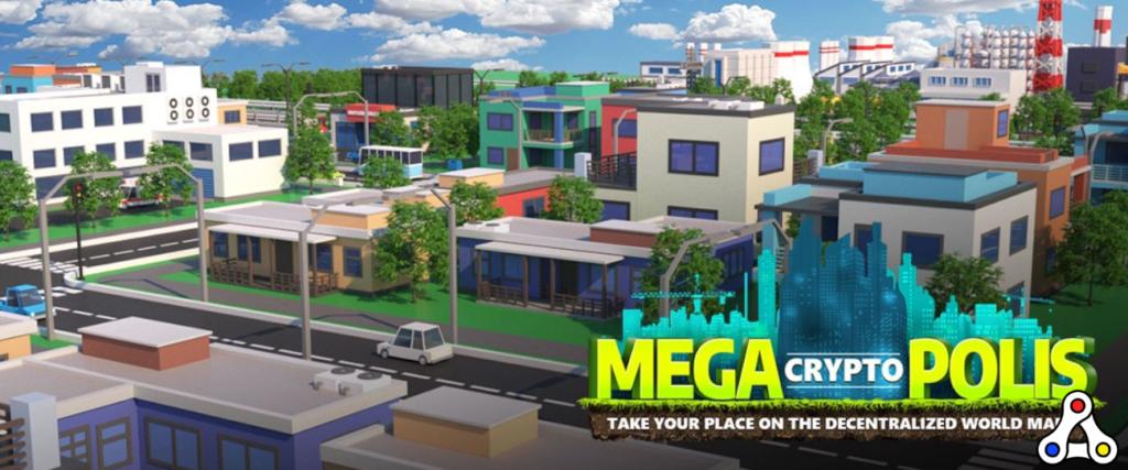 megacryptopolis city building