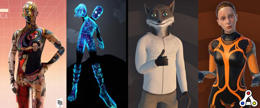 somnium space avatars