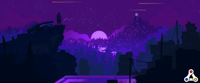 Enjin NFTio pixel artwork
