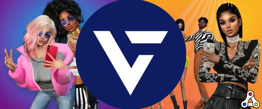 IMVU Vcoin announcement header artwork