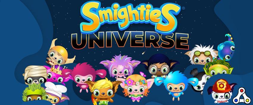 Smighties Universe digital collectibles