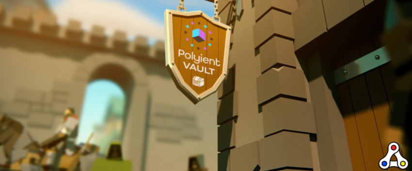 polyient vault bank mirandus screenshot