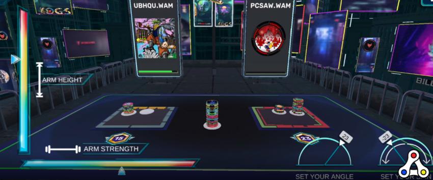 KOGs Slam beta gameplay screenshot