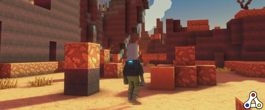 Light Trail Adventures - The Sandbox screenshot
