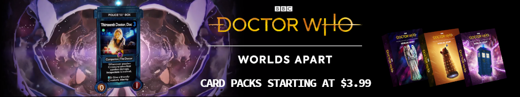 doctor who worlds apart banner