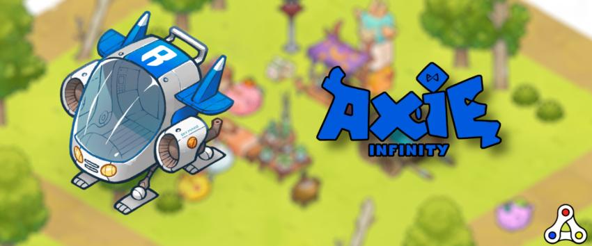 ronin axie infinity sidechain land item