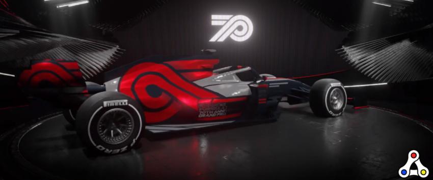 F1 Delta Time 70th Anniversary Formula 1 Apex 2020