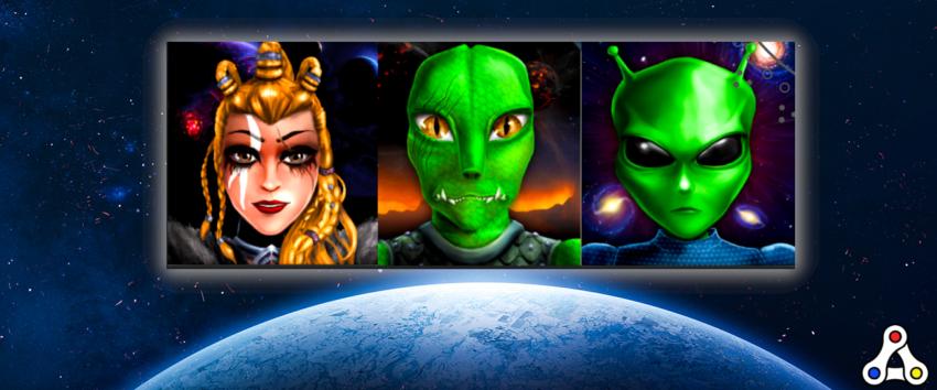 alien worlds characters vote