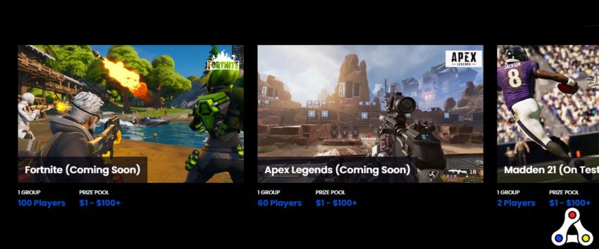 chain games fortnite apex legends