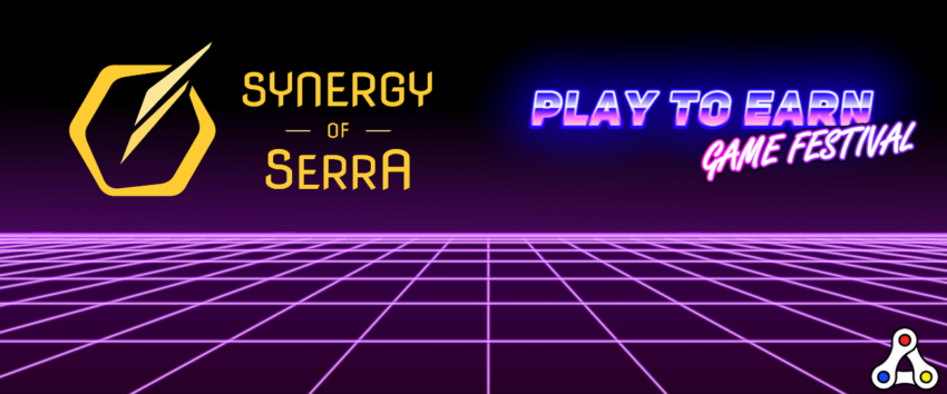 synergy of serra play to earn game festival