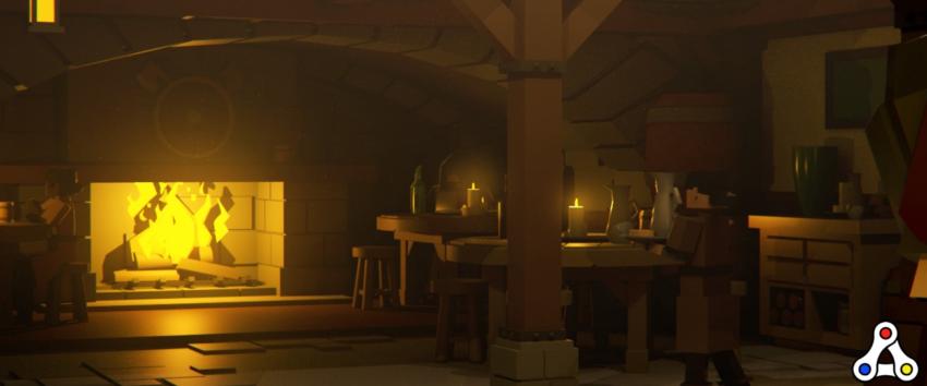 tavern inside mirandus